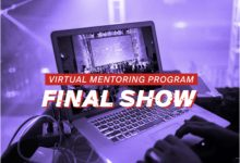 Photo of Design Terminal Mentoring Program ends with a Startup Talent Show