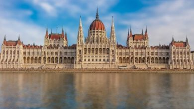 Photo of Hungarian Parliament open to visitors again